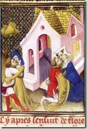 L'Amour au Moyen Âge à la Tour Jean-Sans-Peur