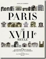 Paris au XVIIIe siècle de Nicolas Courtin. Entre fantaisie rocaille et renouveau Classique