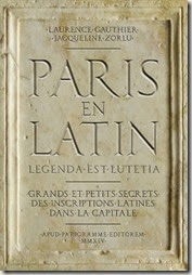 Paris en Latin aux éditions Parigramme