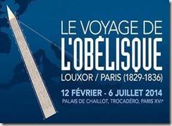 Le voyage de l'Obélisque reconstitué au musée de la Marine